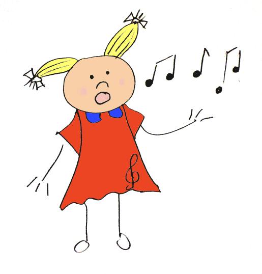 singing-girl